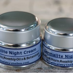 Skin Lightening Dermalite Night Treatment w/ Eye Cream & Restore Fade