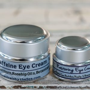 Eye Cream with Caffeine
