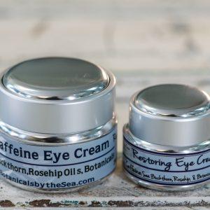 Eye Cream with Caffeine