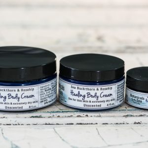 Healing Sea Buckthorn & Rosehip Body Cream