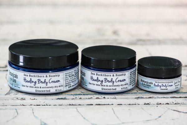 Healing Sea Buckthorn & Rosehip Body Cream