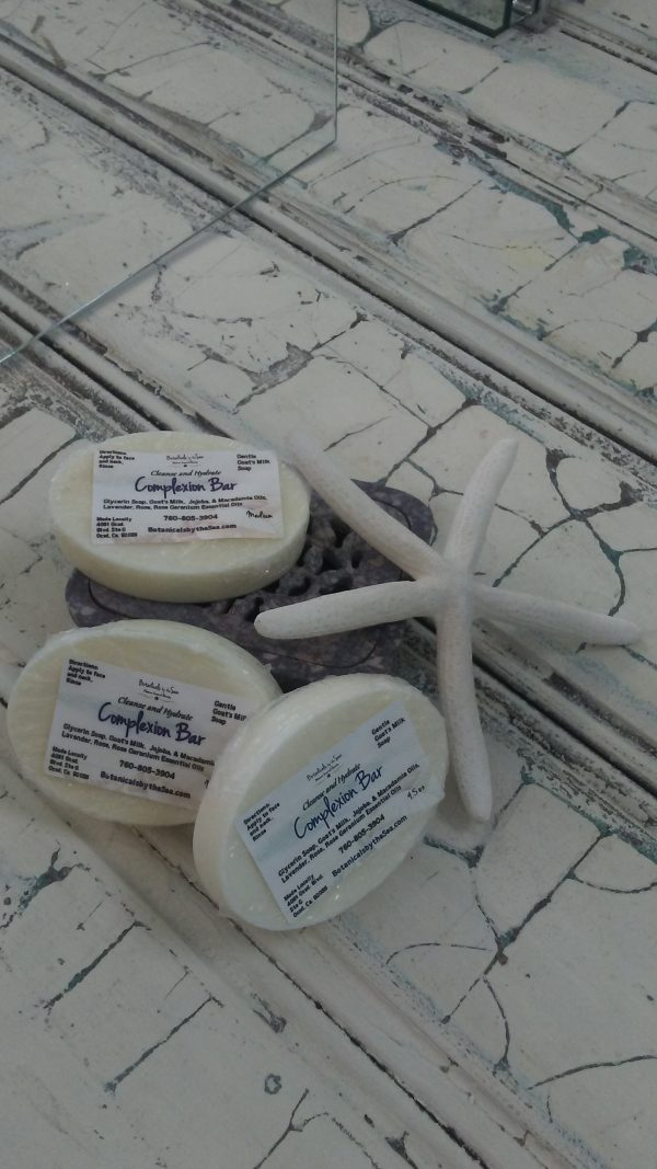 Goats Milk Face Soap with Essential Oils