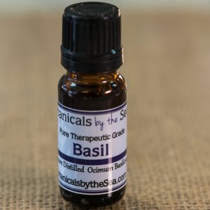 Basil Oil 10 ml.